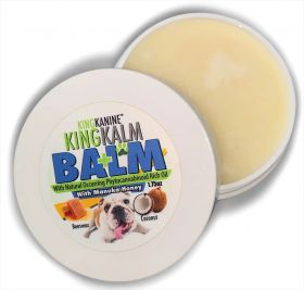 King Kanine CBD for Dogs | Paw Balm