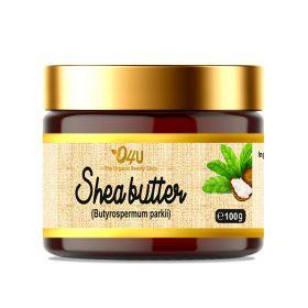 O4U- 100% Fresh Organic Raw Unrefined Shea Butter.