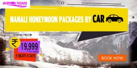 Manali Package By Car