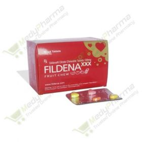 fildena 100 chewable dosage