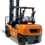 TOYOTA 3.5T GAS FORKLIFT 7FG35
