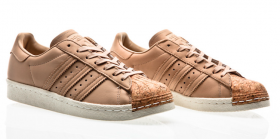 Adidas Originals SUPERSTAR 80S CORK W Sneakers (Wh