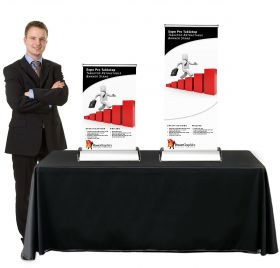 Retractable Banner Stand | Table Top Banner Stands