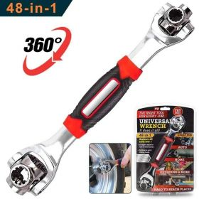 360 DEGREE 12-POINT UNIVERSAL WRENCH
