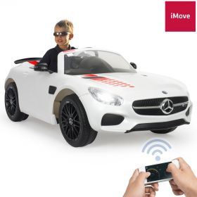 Mercedes Benz GTS AMG - Special Edition 12V iMove