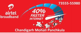 Airtel Broadband Plans Chandigarh