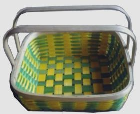 Bamboo Gift Basket