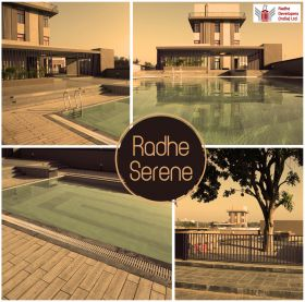 Radhe Serene- Project of Residential Plots