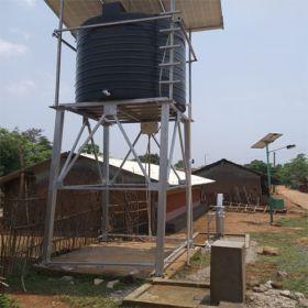 5000Ltr Solar Water Pumping System