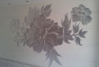 Silver Leafing Application Work in Delhi, India