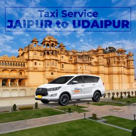 Taxi Service Jaipur To Udaipur