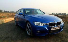 BMW Sedan Car