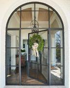 Solid Classic Steel Windows and Doors