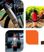 Insulated Steel Water Bottles