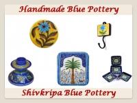 Blue Pottery Handicrafts