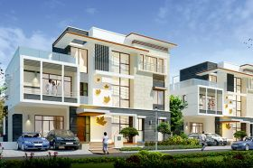 Dev Istana Luxury Homes in Hyderabad