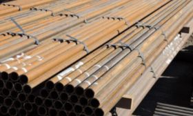 Corten Steel ASTM A423 Welded Pipes & Tubes