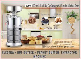 Nut Butter Machine – Make own Nut Butter