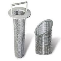 Basket Strainer Manufacturer in Mumbai, India