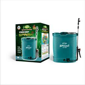 Spark Battery Pump