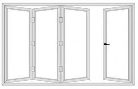 Slide and Fold uPVC doors