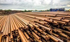 Corten Steel ASTM A423 Round Pipes & Tubes