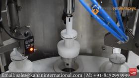 Tube Filling Machine KI-ARTF40