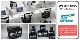SMF VRLA Battery Manufacturer