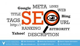 Search Engine Optimization at VITI Media