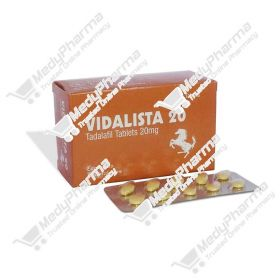 Buy Vidalista 20mg Online, cheap Vidalista in USA