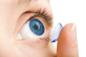 Spy Soft Contact Lenses