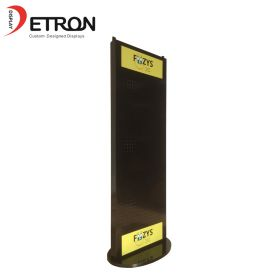 rotating store metal display stand