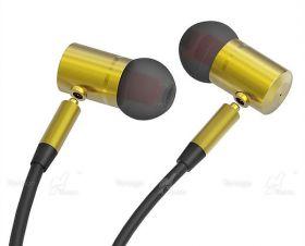 Nasudake In-Ear Headphones with Mic/Control Button