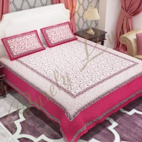 Printed Bed Sheets Online