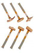 DAMAN - Non Sparking Sledge Hammer