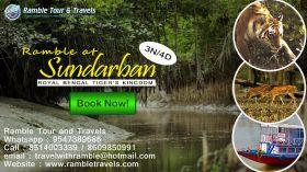 4 Days Sundarban Tour