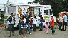 Ice Cream Truck Rental