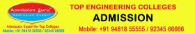 Good Engineering College Admission Consultants