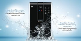 KYK Instant Heating And Cooling Alkaline Ionizer