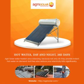 Energy Saver Solar Water Heating System