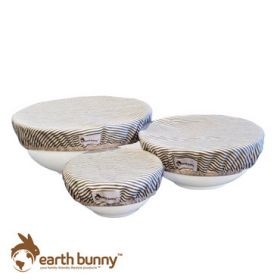 Fabric Bowl Covers By Earth Bunny
