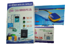 Automatic Water Level Controller with Float Switch