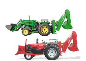 Tractor Attachments and Supplies
