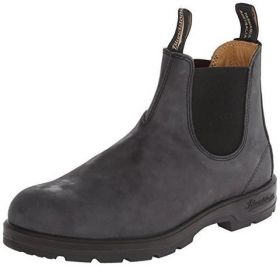 BLUNDSTONE 587 ROUND TOE CHELSEA BOOT