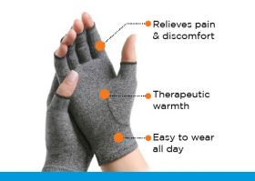 Arthritis Gloves With Compression