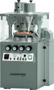 Front Control Double Rotary Tablet Press Machine