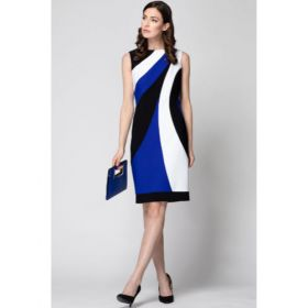 Joseph Ribkoff Pinwheel Dress