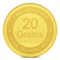 20 Gram Gold Coin