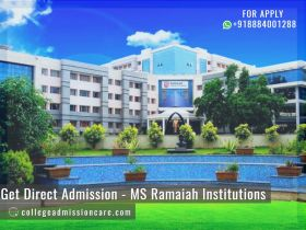 MS Ramaiah engineering college admission