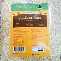 GLUTEN-FREE STEEL CUT OATS